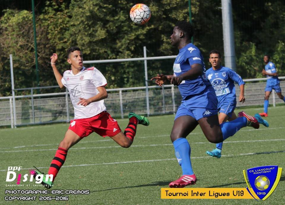U19 : Tournoi inter-ligues 2015