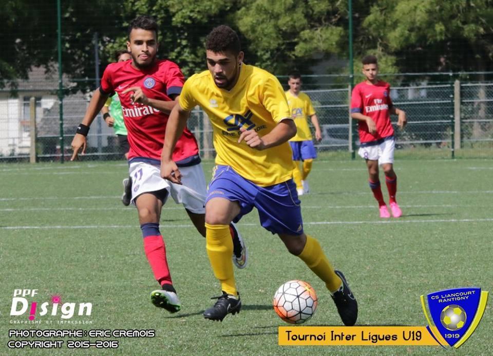 U19 : Tournoi inter-ligues 2015
