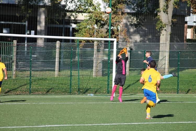 Gambardella : Liancourt 5-4 Chauny
