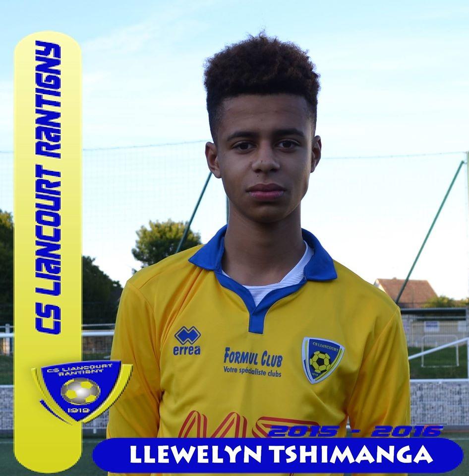 Llewellyn Tshimanga
