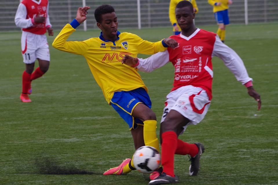 U18 A : ASBO 0-1 Liancourt