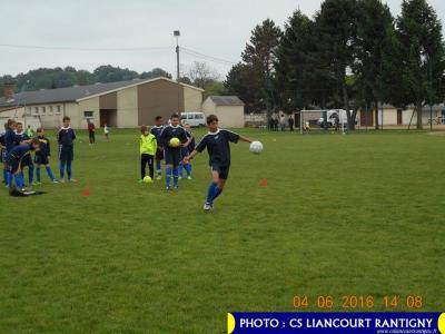 U13 : Choisy 2-3 Liancourt