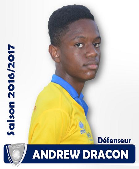 U18 DH : Effectif 2016/2017