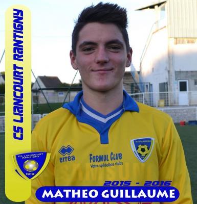 Mathéo Guillaume